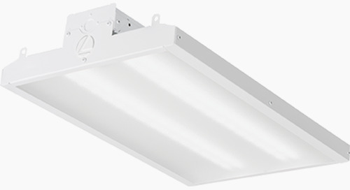 New! Lithonia Lighting® I-BEAM® IBE LED High Bay