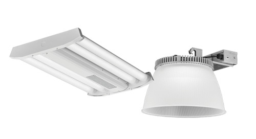 Let there be UP-LIGHT with your high bays!