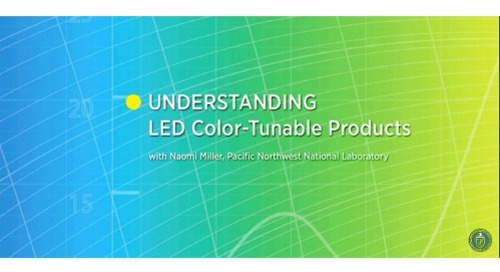 Understanding LED Color - Tunable Products