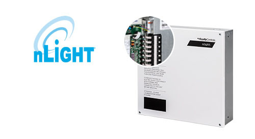 Now Available! Additional Sizes for nLight® Relay Panels to Support Larger Commercial Spaces