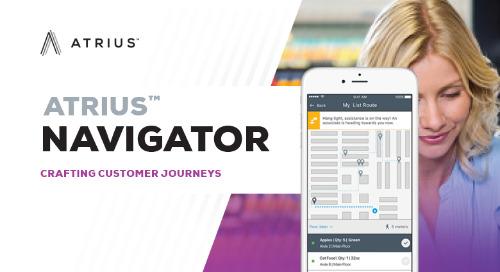 Atrius Navigator - Indoor Positioning and Location-based Platform Service SDK