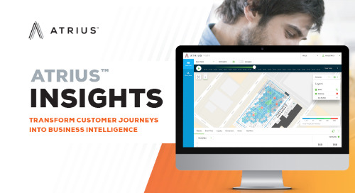 Atrius Insights - Spatial Analytics Platform Service and Web Application
