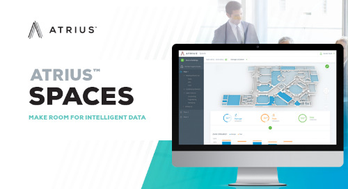 Atrius™ Spaces IoT Platform Service