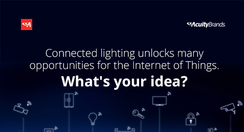 What's the Next Great IoT Lighting Idea?