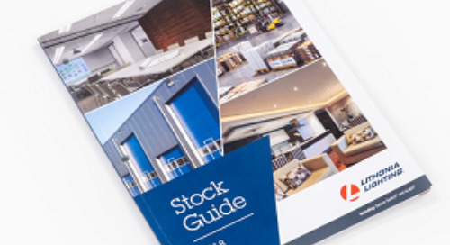 The Lithonia Lighting Stock Guide is Right at Your Fingertips