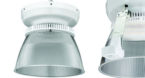 Lithonia Lighting® Presents an Extreme Make-Over of the JCBL LED High Bay