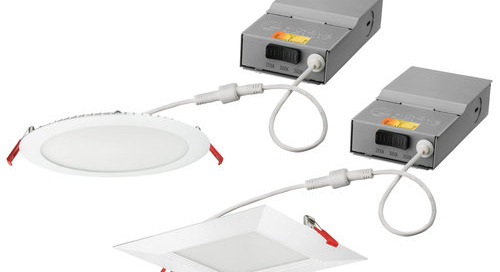 "New! 8"" MVOLT and Switchable White Options for Wafer"