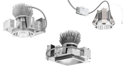 LDN Luminaires with nLight® AIR