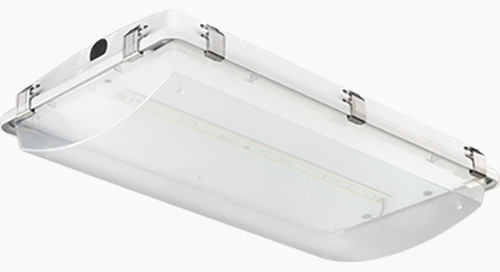 EMW LED Luminaire Family Extended and Upgraded
