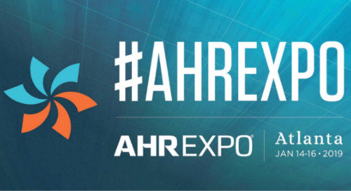 Join us at AHR 2019