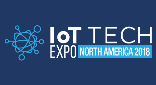 Going to the IoT Tech Expo? So are we...
