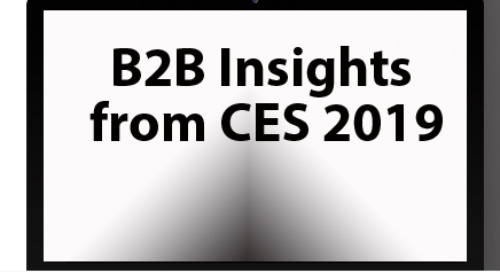 Lessons from CES: Perspectives in Product Management ... Your Next UI