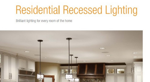 Juno Residential Recessed Lighting Catalog
