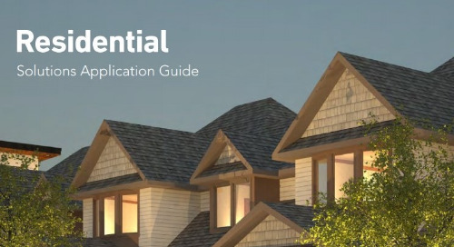 Residential Multifamily & Single Family Application Guide