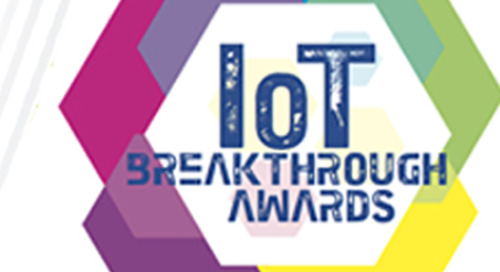 Acuity Brands Wins 2019 IoT Breakthrough Award for Connected Retail Innovation