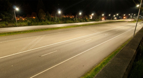 Autobahn ATB2 luminaires combined with control system allow WSDOT to slash energy and maintenance costs