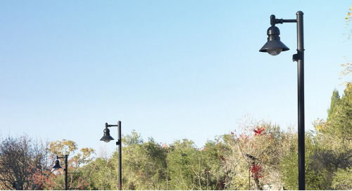 Napa Valley Town installs GlasWerks LED fixtures to reduce energy, bolster safety
