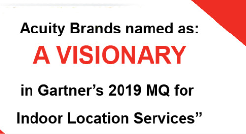 Acuity Brands, North America's largest lighting company has a proud history reaching back over 100 years.