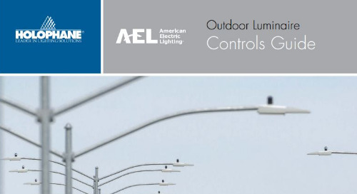 Outdoor LED Controls Guide