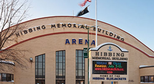 Historic Multi-Purpose Arena Upgrades Lighting and Attendee Experience with Holophane LED Luminaires