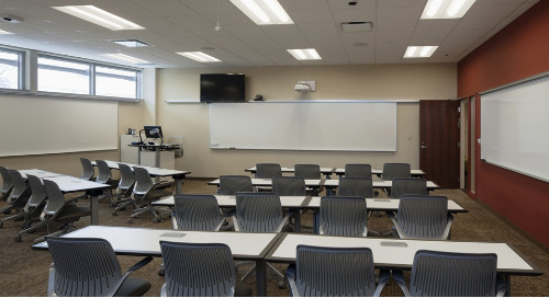 Lakeland Community College boosts performances and efficiency with digital controls and lighting