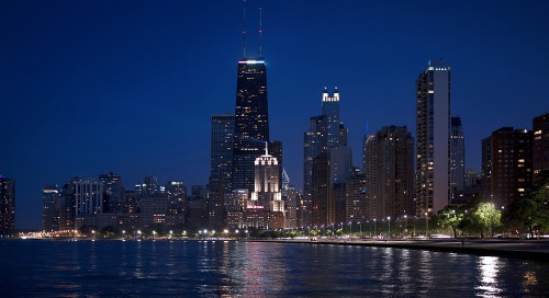 City of Chicago Pioneers New White Light Technology to Achieve Brighter, Safer & More Energy-Efficient Street Lighting