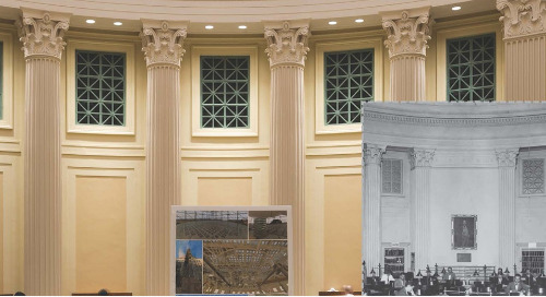 Gotham® Incito™ LED Downlights Revive Classic Architecture of Massachusetts Institute of Technology's (MIT) Great Dome