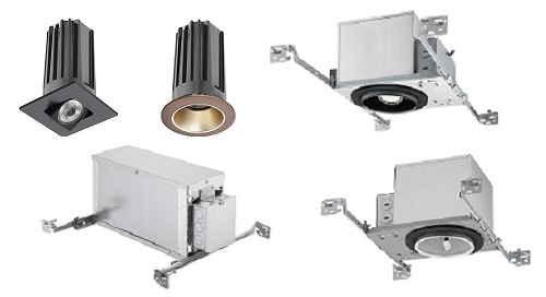 "Juno® 2"" & 4"" Chicago Plenum LED Recessed"