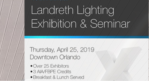 Landreth Specifier Show