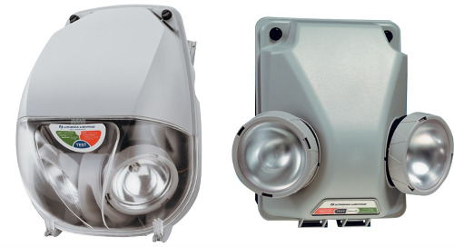 Discontinuation! Indura® Emergency Lights  and ELA and ELRG Lamps
