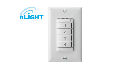 nLight® AIR Now Offers Preset Scene Switches!