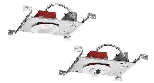 "New Juno® RED Series™ 4"" LED Downlights"