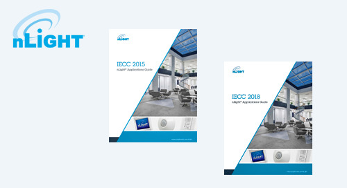 Make Design and Specification Easier with IECC 2015 & 2018 Applications Guides - Now Available!