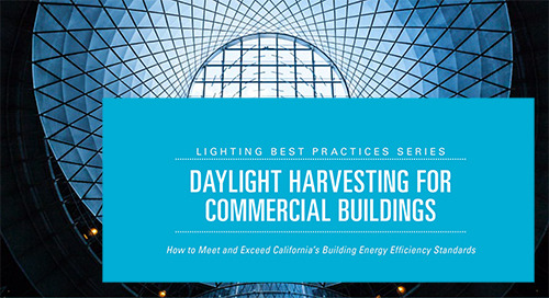 Daylight Harvesting for Commercial Buildings