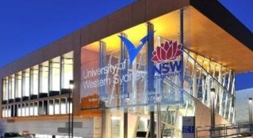 Sample - University of Western Sydney (UWS) - Nirimba Campus