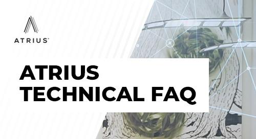 Atrius Technical FAQ