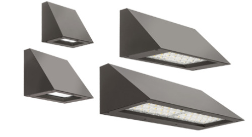 WDGE LED: The Site-Wide Wall-Mounted Lighting Solution