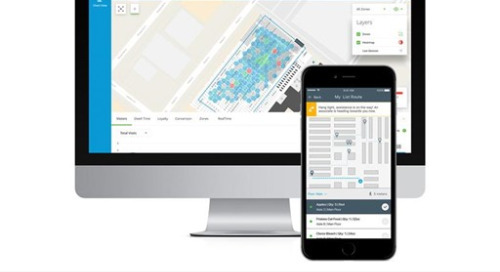 Atrius Navigator and Atrius Insights IoT Services from Acuity Brands Deliver a Complete Indoor Positioning Solution