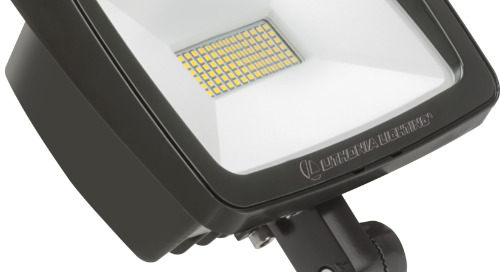 TFX Floodlight Family Now Available With 5000K