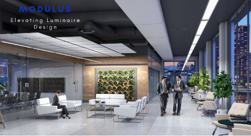 Elevating Luminaire Design with Modulus