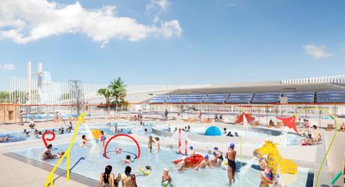 The Nautical Stadium - Avignon, France