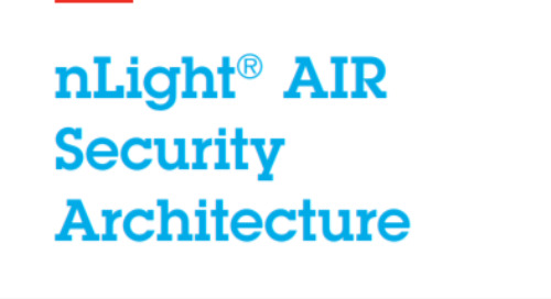 nLight® AIR Security Architecture