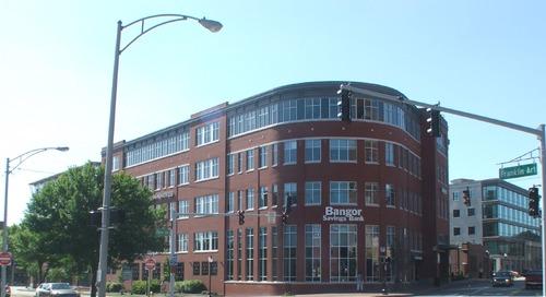 Banque d'épargne de Bangor - Portland, ME