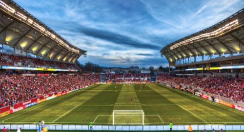 Stade Rio Tinto - Sandy, Utah
