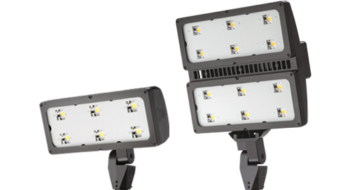 HLF1 & HLF2 LED Floodlight Upgrade