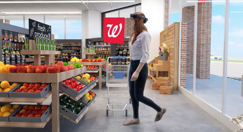 Walgreens Uses Established Lighting Network Enabled with Atrius to Enhance Customer Journey