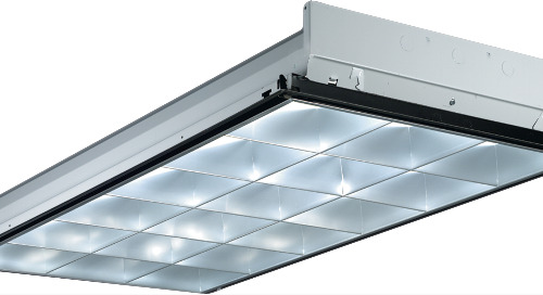 Lithonia Lighting® to Discontinue Outdated Parabolic Troffers
