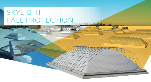 Skylight Fall Protection and Safety