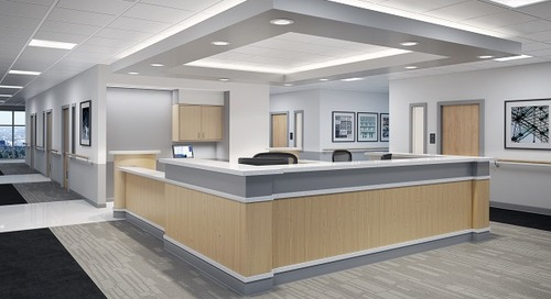 3 Ways Lighting Creates a Positive Healthcare Experience