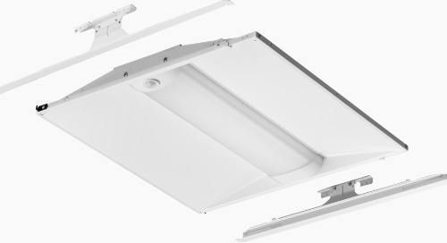 Get A Bigger Tax Break for Your Commercial Building by Using Energy Efficient LED Solutions From Lithonia Lighting®